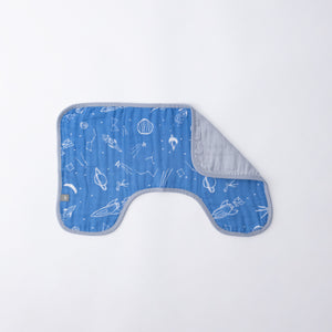 Baby Burp Cloth - Star Gaze