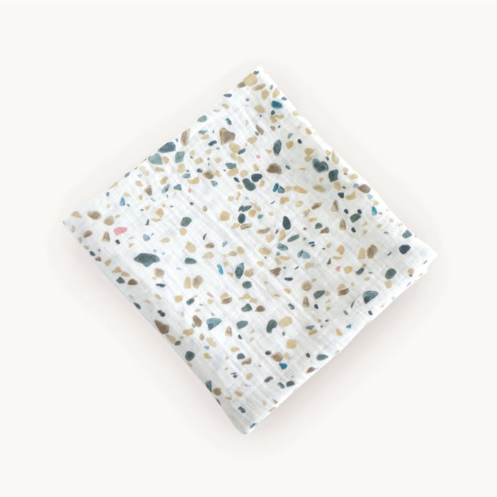 Swaddle Blanket - Pebbles