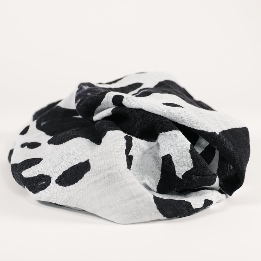 Swaddle Blanket - Moo Cow