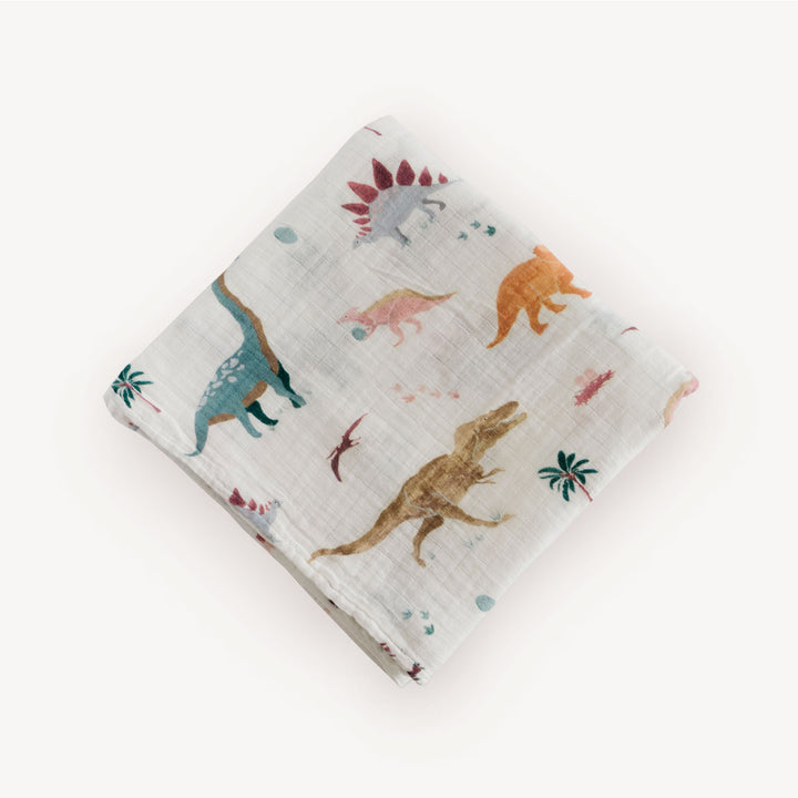 Swaddle Blanket - Dino Days
