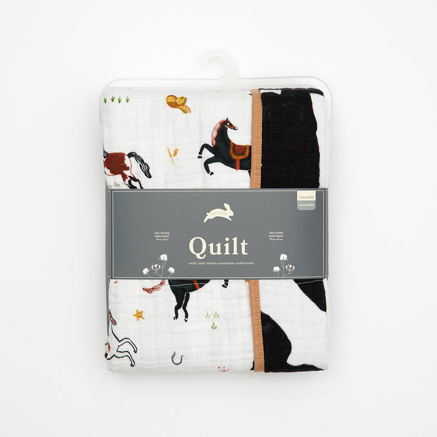 Quilt - Howdy Horse
