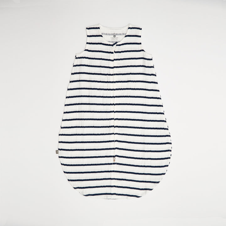 Sleep Bag - Navy Stripe