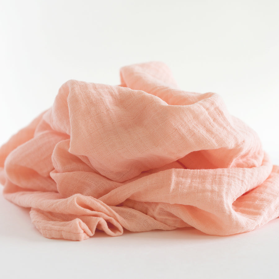 Swaddle Blanket - Blush Pink