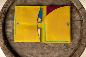 #portPasaport | călătorul - ELAN Handcrafted Leather Goods