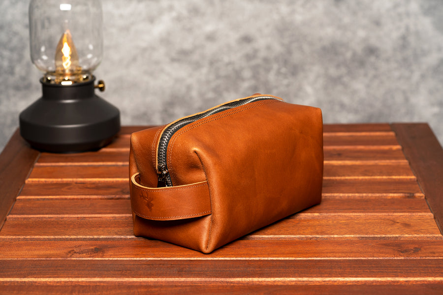 Geanta #Charlie | pouch - ELAN Handcrafted Leather Goods