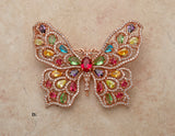 Exquisite, affordable silver Butterflies!