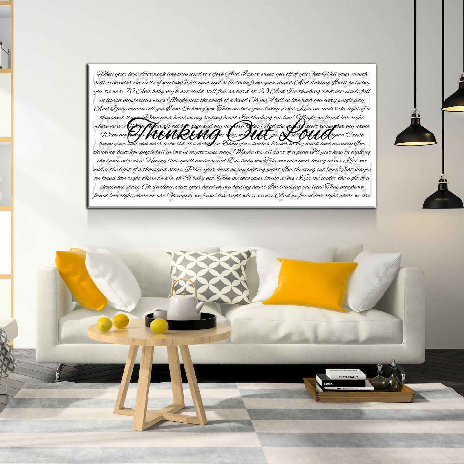 First Dance Song Lyrics - Personalized