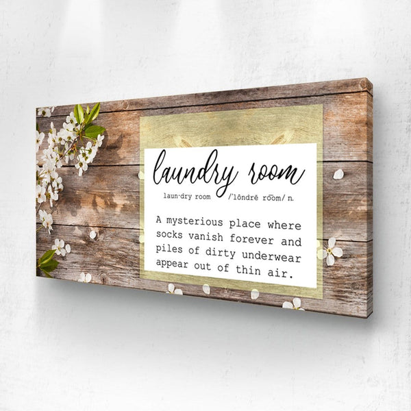 Laundry Room Definition