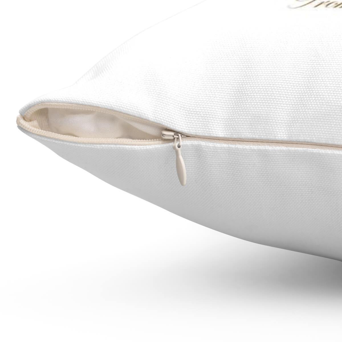 From This Day Forward Pillow - Personalized