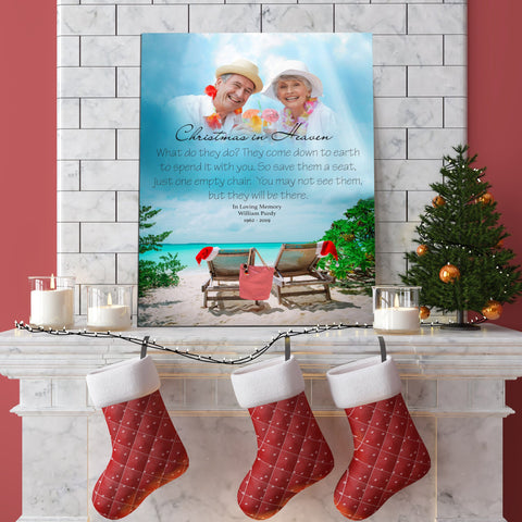 Christmas In Heaven - Christmas In Paradise - Digital Copy