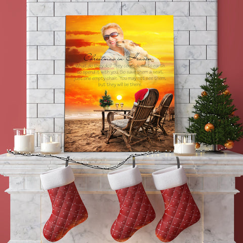Christmas In Heaven - Christmas Sunsets - Digital Copy