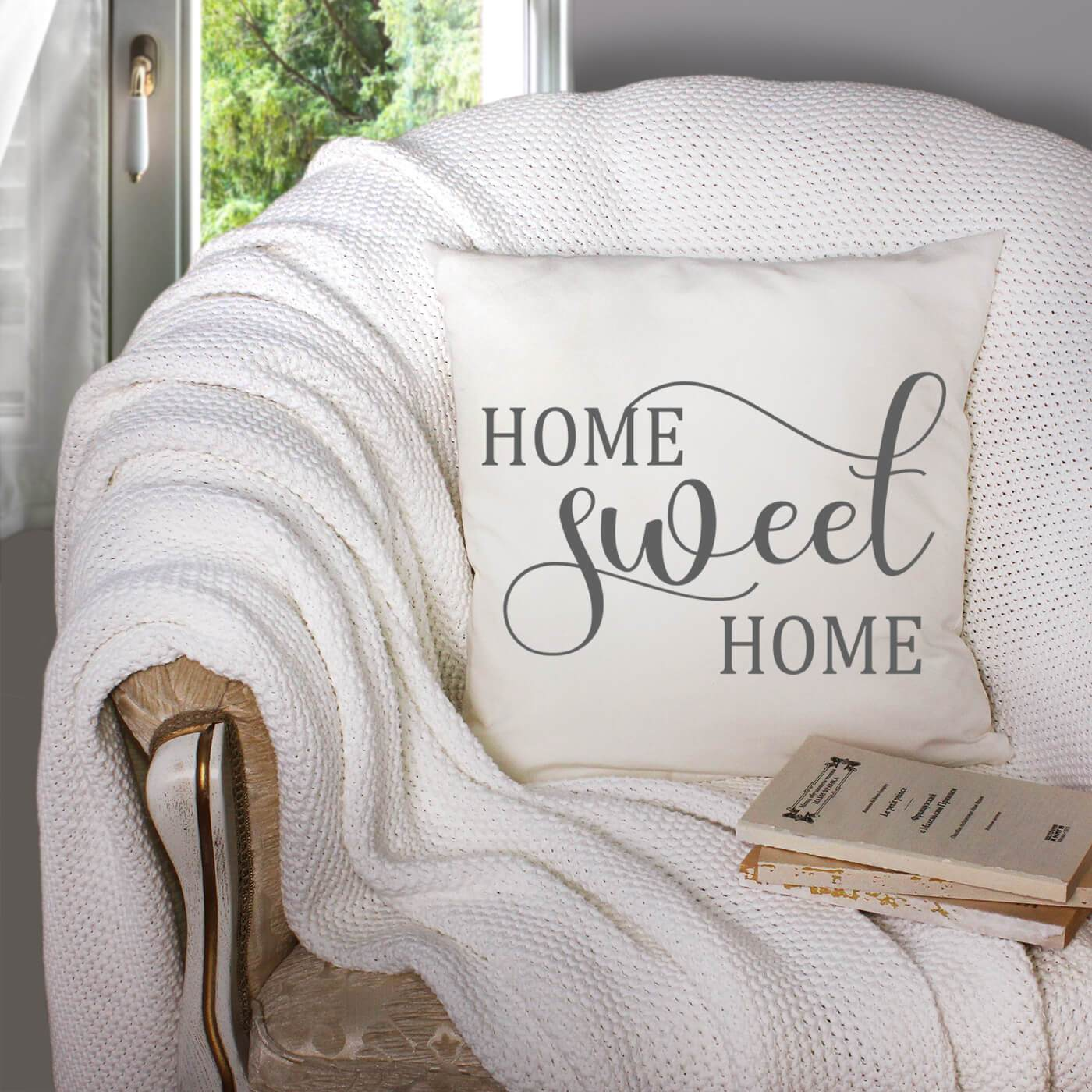 Home Sweet Home - Pillow