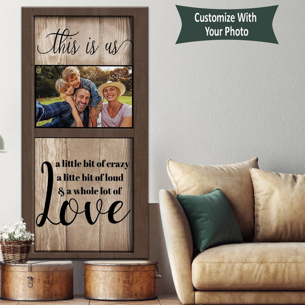 This Is Us - Family Love - Personalized