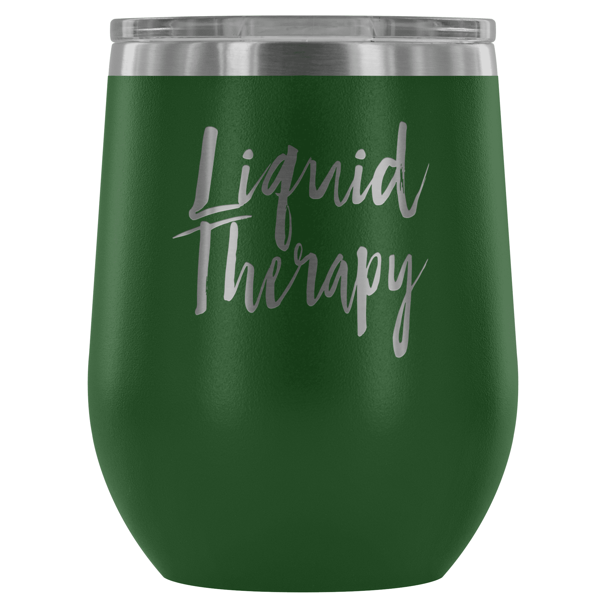 Liquid Therapy Stemless Wine Cup