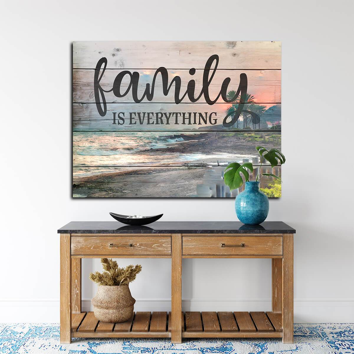 Family Is Everything - Ocean