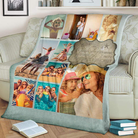 Beautiful Memories Blanket