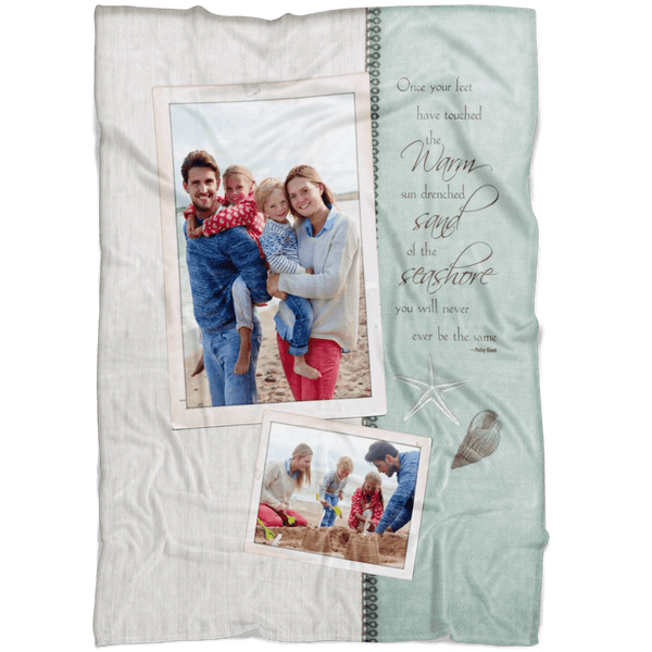 Beach Memories Blanket