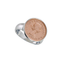 Von Treskow Authentic Threepence Coin Ring - Rose Gold
