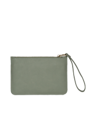 Mocha Jana Double Clutch - Mint - Mocha