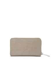 Mocha Zabrina Small Leather Wallet - Taupe - Mocha