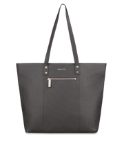 Mocha Samantha Tote Bag - Grey - Mocha