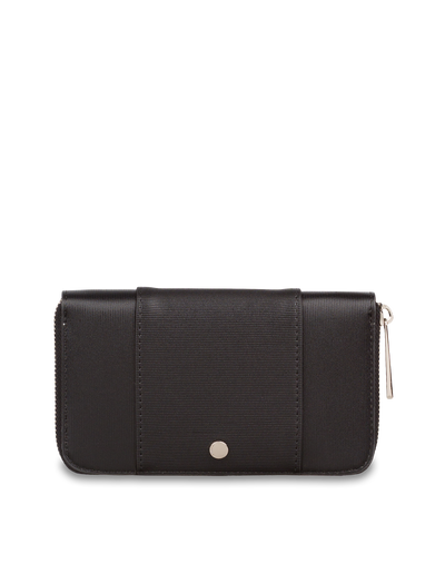Mocha Samantha Small Wallet - Black - Mocha