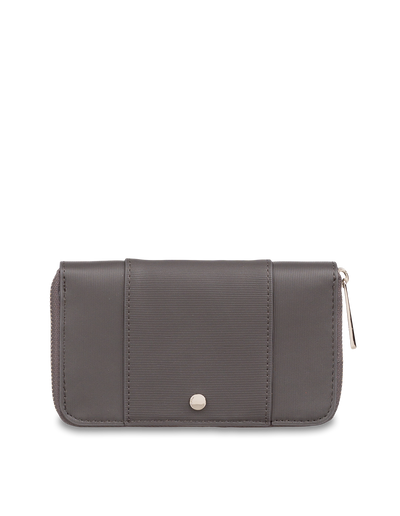 Mocha Samantha Small Wallet - Grey - Mocha