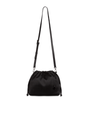 Mocha Angela Bucket Bag - Black - Mocha