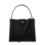 Mocha Dora Mini Bucket Bag - Black