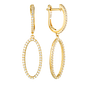 Georgini Aurora Celestial Earrings - Gold