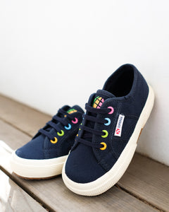 Superga for La Scuola: 2750 Eyelets Kids