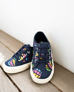 Superga for La Scuola: 2750 LS Logo Kids