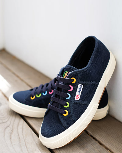 Superga for La Scuola: 2750 Eyelets Adult