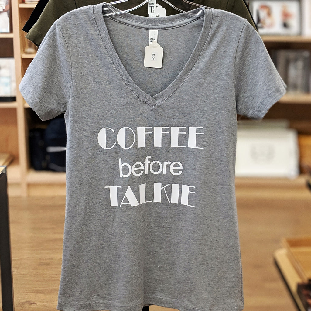 Shirt Women's Coffee Talkie