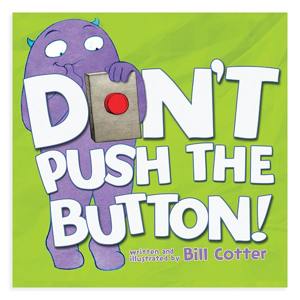 Don't Push The Button Book