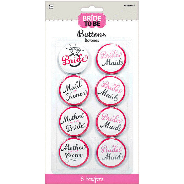 Buttons Bride To Be