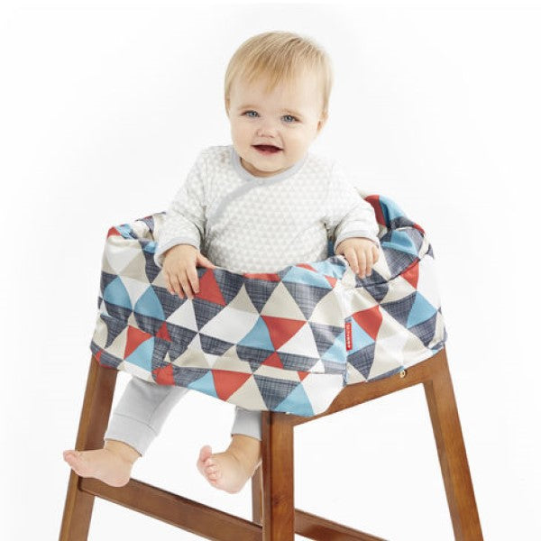 Cart & High Chair Cover (Styles Available)