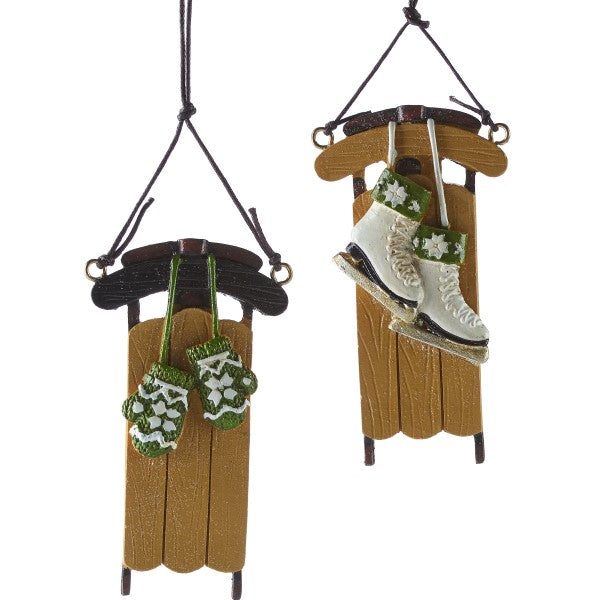 Ornament Sled