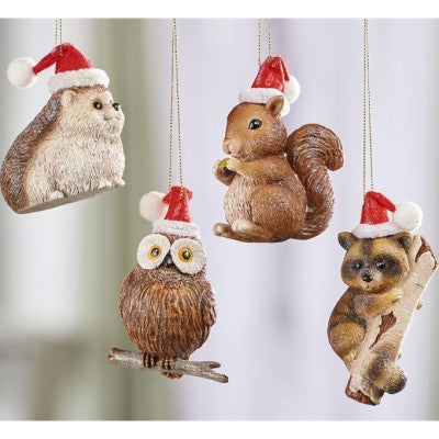 Ornament Woodland Animals