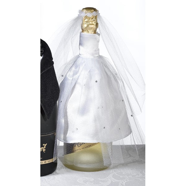 Bottle Cover Bride by Lillian Rose