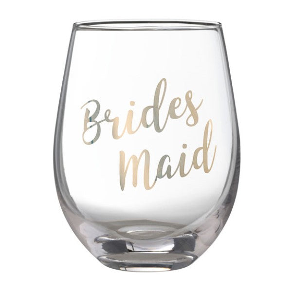 Wine Glass Bridesmaid by Lillian Rose