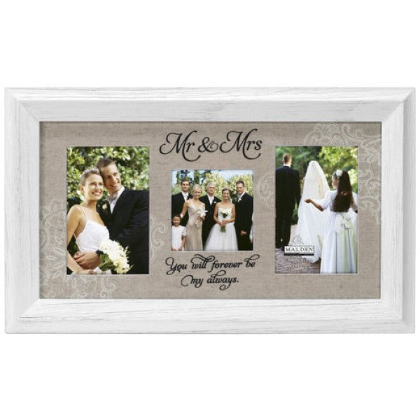 Frame Mr Mrs Linen