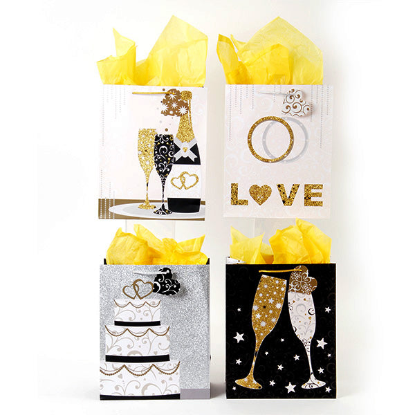 Gift Bag Wedding Wishes