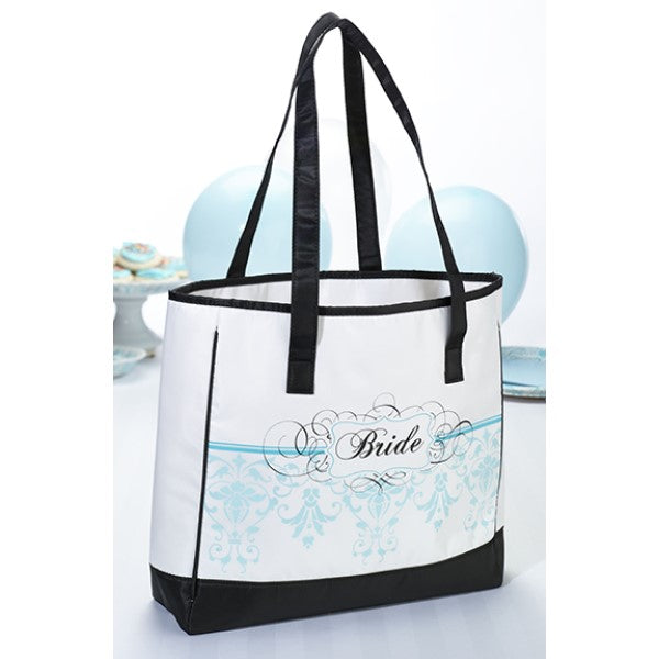 Tote Bride by Lillian Rose