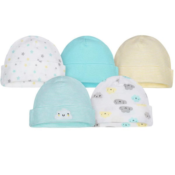 Cap Set Clouds 5-Pack