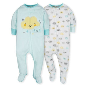 Sleep and Play Clouds 2-Pack 0-3 mo