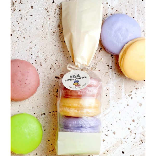 Soap Macarons 4-Pack