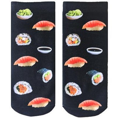 Ankle Socks Sushi