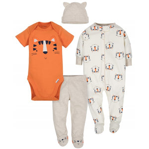 Take Me Home Tiger 4-Piece