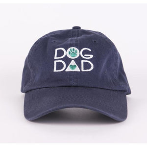 Cap Dog Dad